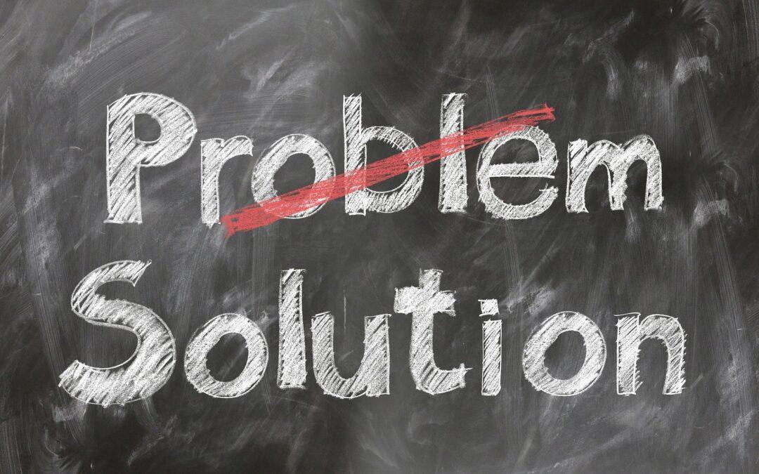 3 kraftfulla åtgärder för att lösa arbetsplatsrelaterade problem